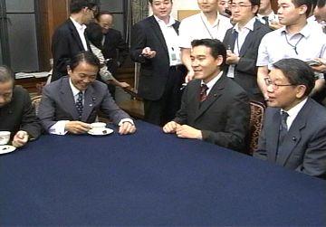 20070829国民新党への挨拶1