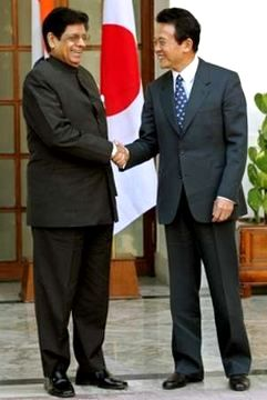 20060104インド訪問・アハメド印外務担当国務大臣表敬2