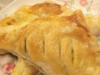 カレーミートパイ