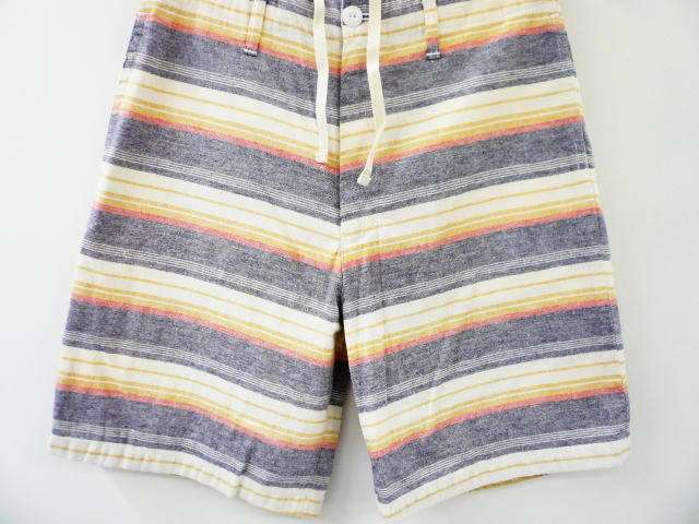 INTERFACE BORDER EASY SHORTS