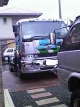 蛙のトラック