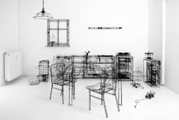 Thomas Raschke - wire frames