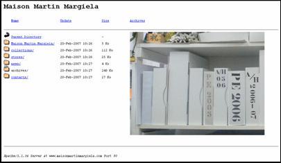 Maison Martin Margiela 2