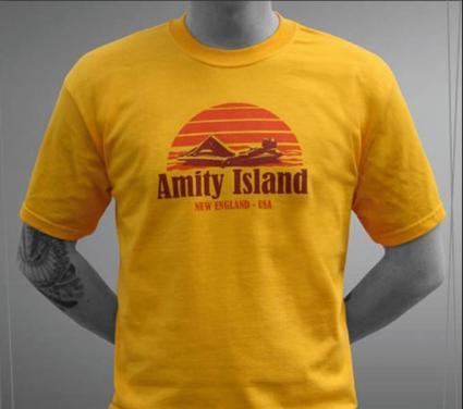 Amity Island │ JAWS