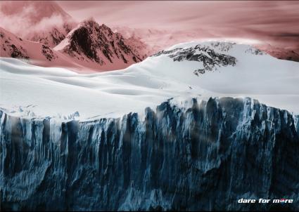 Pepsi skiing ※クリックで画像拡大