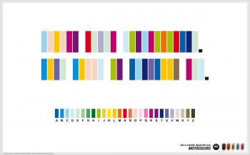 Motorola: Motocolors, 1