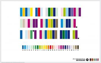 Motorola: Motocolors, 4