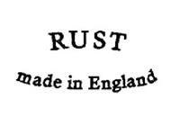 RUST_logo