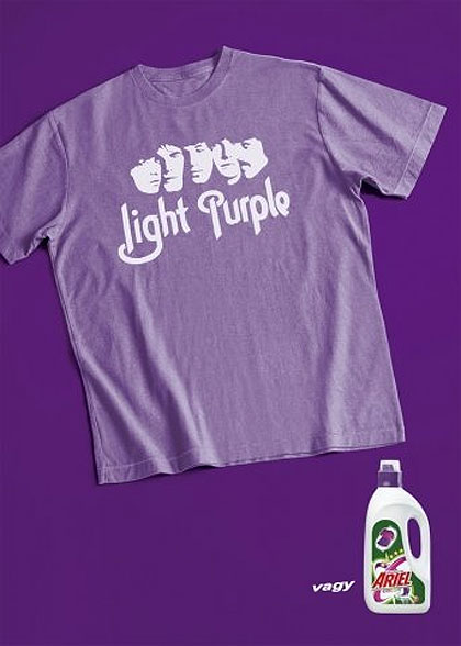 Ariel - LIGHT PURPLE