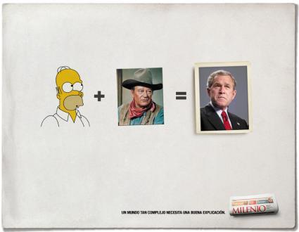 MILENIO_Bush