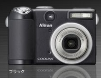 Nikon COOLPIX P5000 ブラック