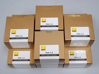 Nikon デジタルカメラアタッチメント FSA-1,2