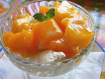 フレンドリーのマンゴー