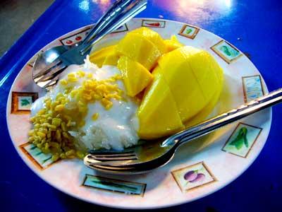 マンゴー飯2