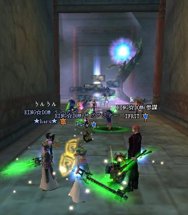 冥獣城の中(20070910)