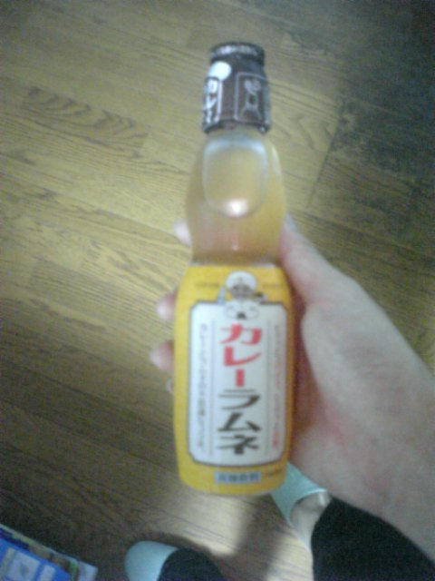 curry-ramune