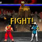Ken vs Raidenの動画
