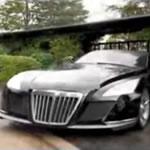 超高級スーパーカーの動画