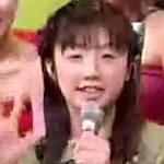 ■小倉優子■こりん星に行く前の動画