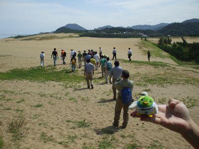 砂丘パトロール 2