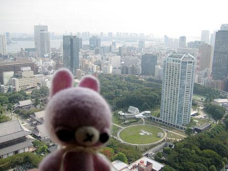 個展と東京タワー05