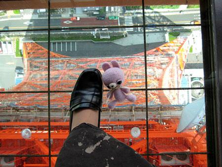 個展と東京タワー07