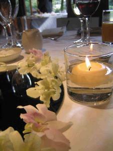 weddding candle