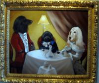エグ&ヨル 肖像画