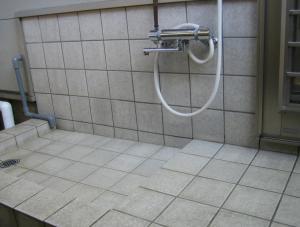 足洗い場1
