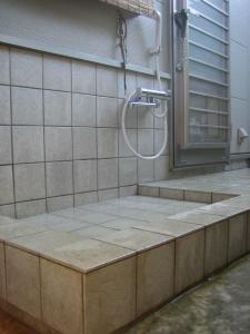 足洗い場2