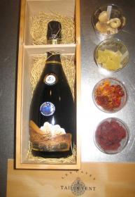 シャンパン&ドライフルーツ