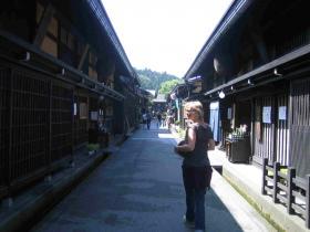 高山の旧町並み