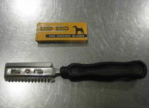 昔のナイフ