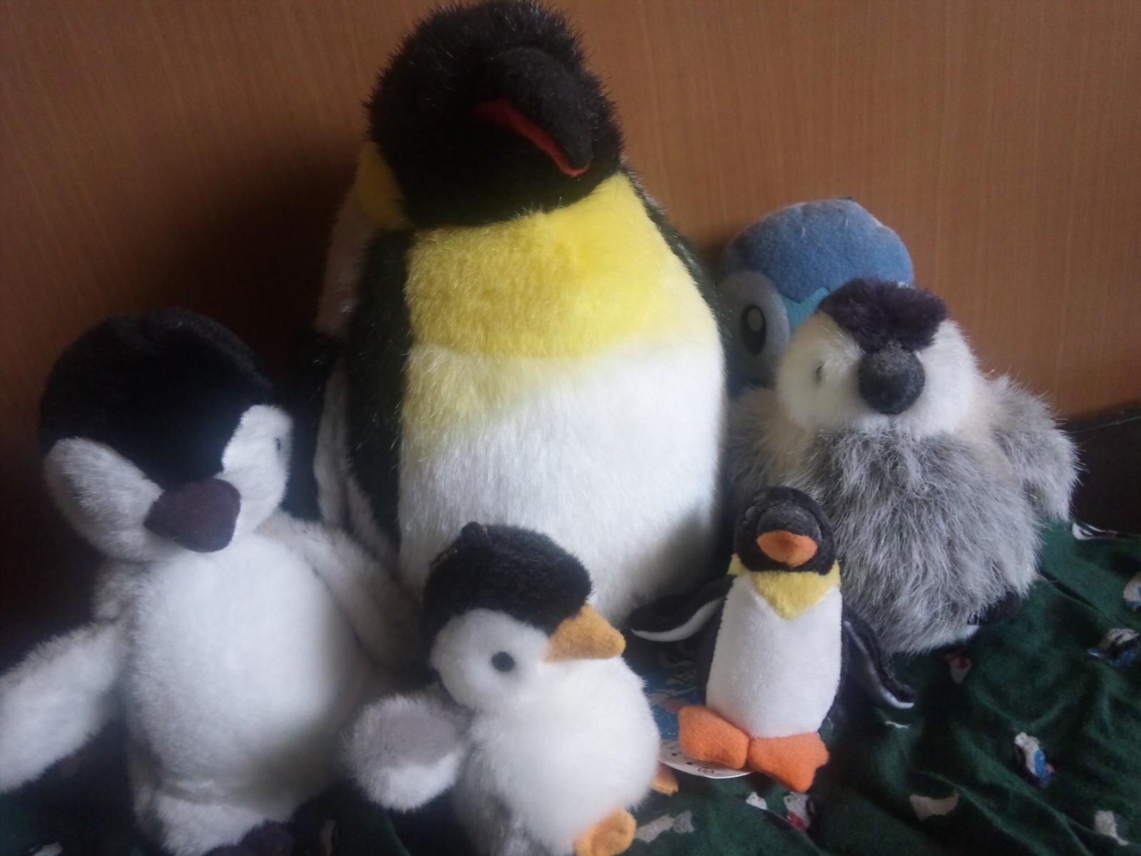 ペンギン_ぬいぐるみ達_001