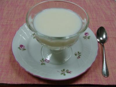 ミルク寒天♪