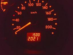 1500km