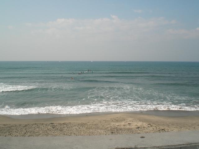 4月26日七里ヶ浜正面