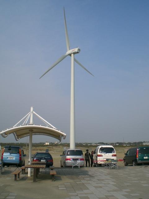 鹿島扇風機