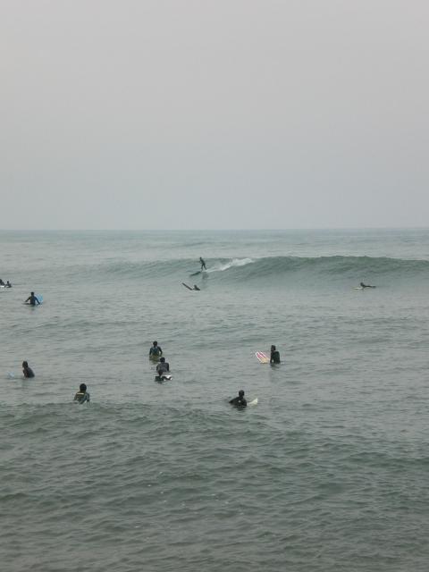 セットの波