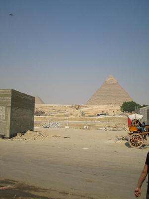 いかにもエジプト
