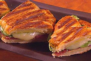 crossant panini