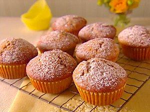 Olive oil muffin