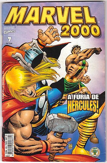 Marvel 2000