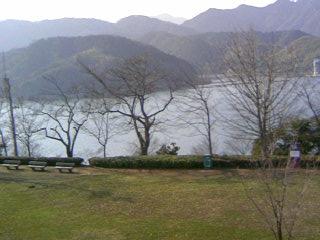 海の見える公園1