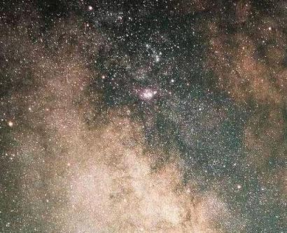 レイクパウエルの夜空!