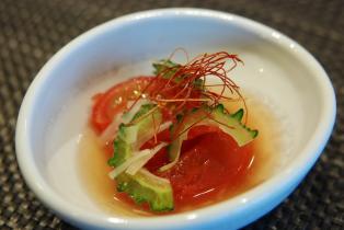 トマトの水キムチ