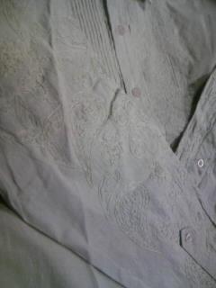 BV SkullPaisley LSシャツ 2-3