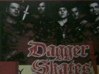 Dagger Skates 1