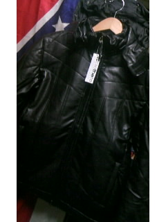 Clotheto Pu Jkt 2-40001