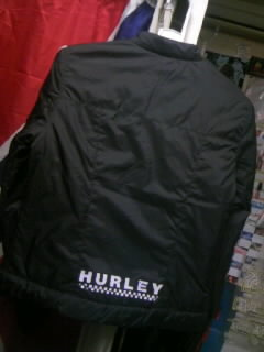 Hurley speedwayナイロン ライダース 3-2